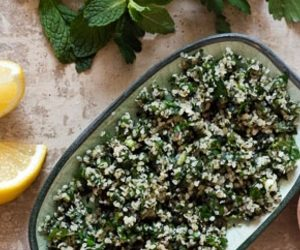 Hemp Seed Tabbouleh recipes