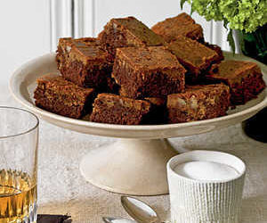 Black and Tan Brownies