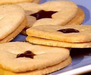 Linzer Heart Sandwich Cookies