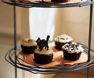 Chocolate Cupcakes with Vanilla Cream Cheese Frosting