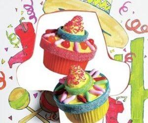 Sombrero Cupcake
