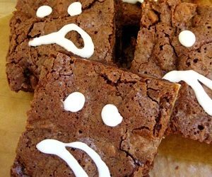 Frowny Brownies