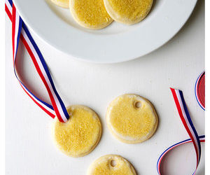 Gold Medal Olympics Cookies