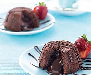 Mocha Molten Cakes