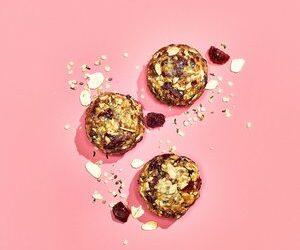 Cranberry-Oat Energy Balls