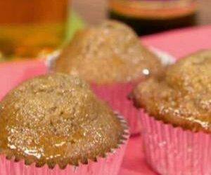 Hard Cider Cupcakes