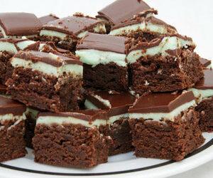 Alpine Mint Brownies Recipe