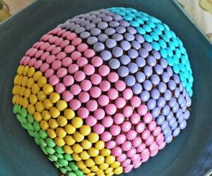 Easter Egg Cake Recipe